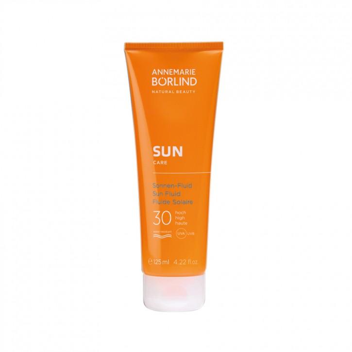 SUN Fluid LSF30 125ml Börlind