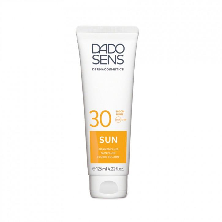 SUN Sonnenfluid LSF30 125ml Dadosens