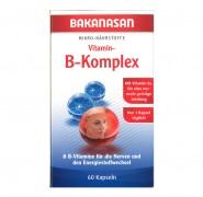 Vitamin B Komplex Bakanasan 60Stk