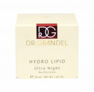HYDRO L ULTRA NIGHT TIEGEL Dr. Grandel 50ml
