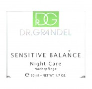 SENSITIV BALANCE NIGHT CARE Dr. Grandel 50ml