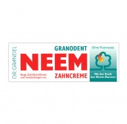 GRANODENT NEEM ZAHNCREME Dr. Grandel  50ml