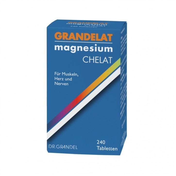 GRANDELAT magnesium CHELAT 120Stk Dr. Grandel