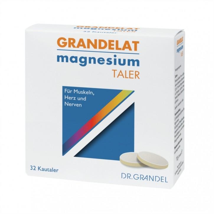 GRANDELAT magnesium Taler Dr. Grandel 32 Stk