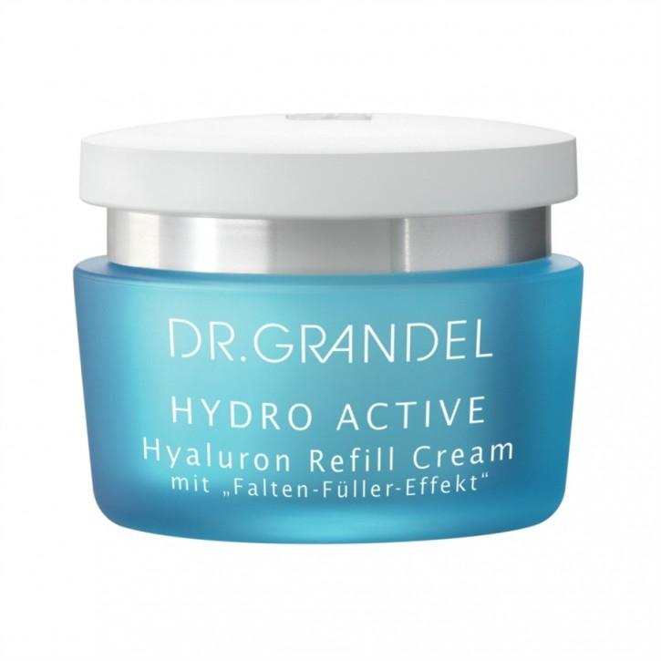 HYDRO ACTIVE Hyaluron Refill Dr. Grandel 50ml