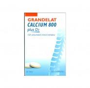 MOLAT CALCIUM 800 PLUS D3, Dr. Grandel  60Stk