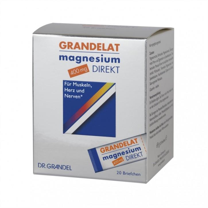 Grandelat Magnesium direkt 400mg Dr. Grandel