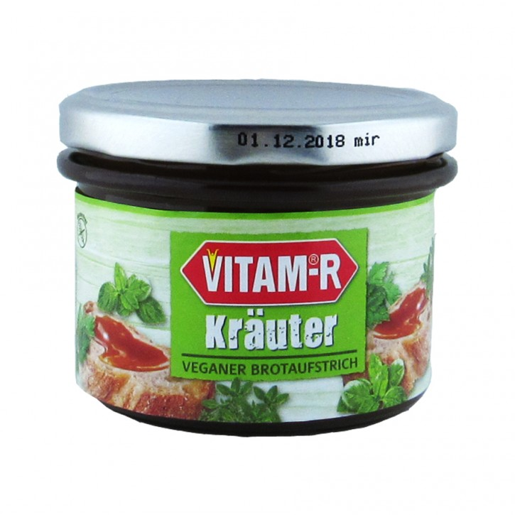 VITAM-R Kräuter Hefeextrakt, 250g