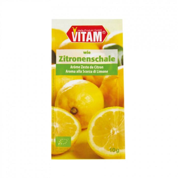 wie Zitronenschale 30g Vitam