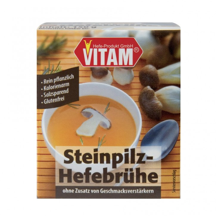 Steinpilz-Hefebrühe, 150g