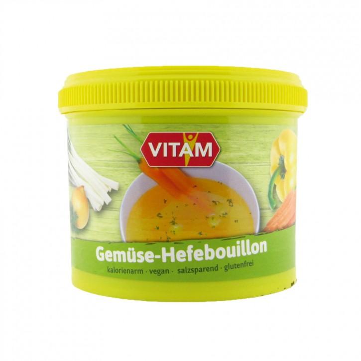 Gemüse-Hefebouillon 750g