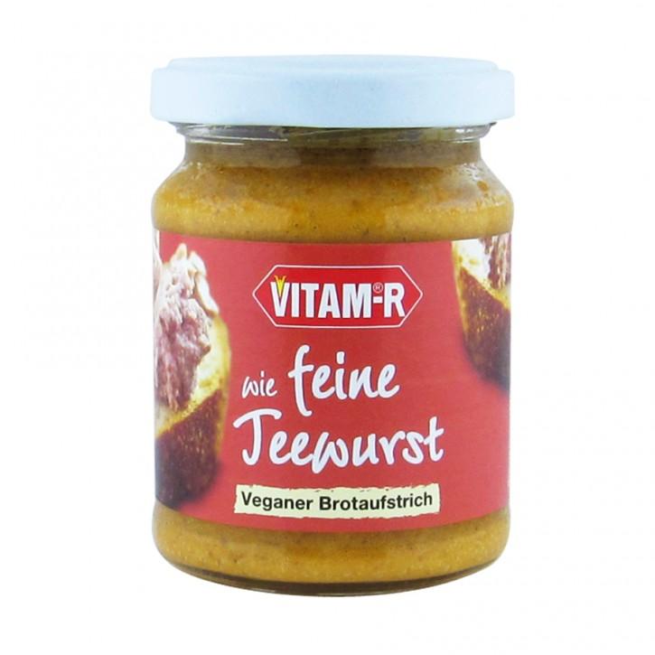 Wie feine Teewurst bio 120g