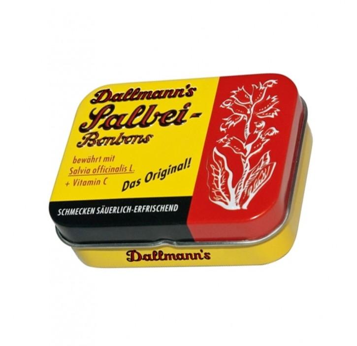 Dallmann's Salbei Bonbons  46g