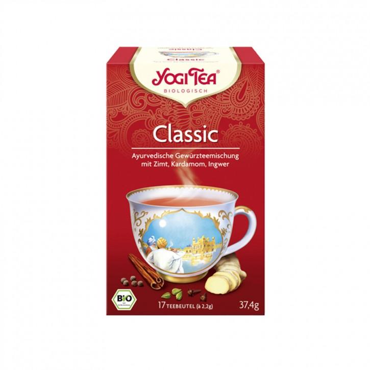 Yogi Tea® Classic Bio, 17St