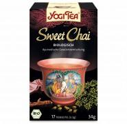 Yogi Tea® Sweet Chai Bio, 17St