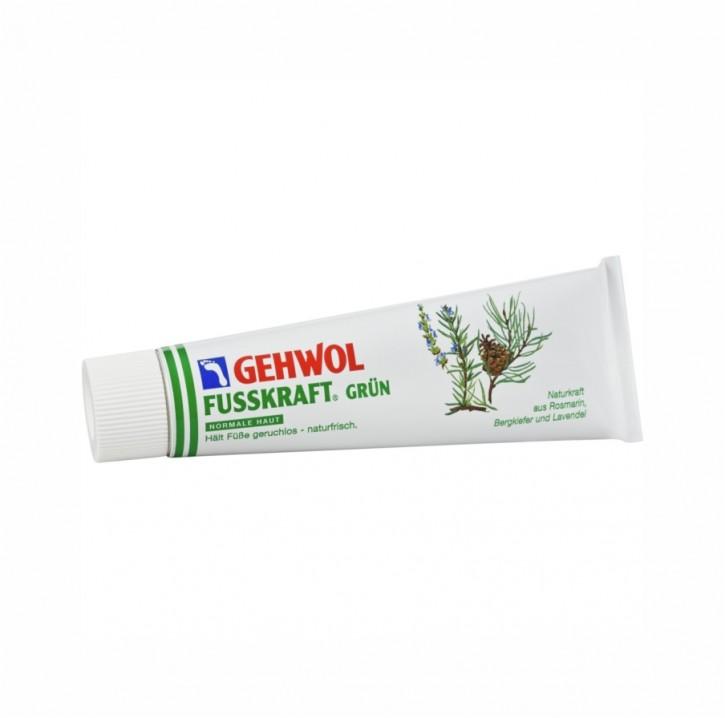 Fusskraft grün 125ml Gehwol