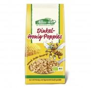 DINKEL HONIG POPPIES kbA Allos 300g