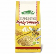 AMARANTH HONIG POPPIES kbA Allos 300g