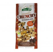 Crunchy Amarant Schoko bio Allos 400g