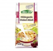 HILDEGARDS HOF MUESLI kbA Allos 500g