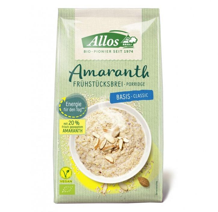 Amaranth Frühstücksbrei Basis Bio 400g