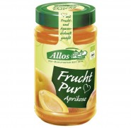 FRUCHT PUR APRIKOSE Allos 250g