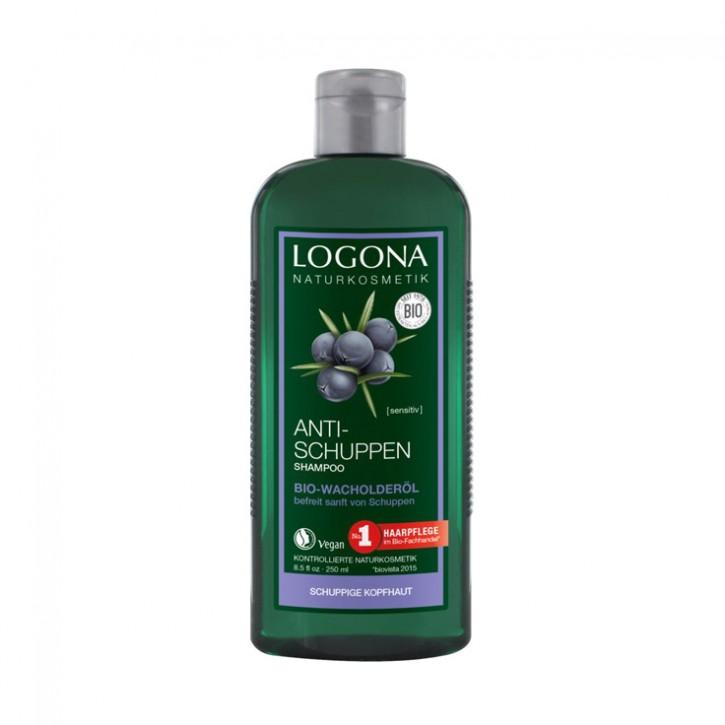 Anti-Schuppe Shampoo Wacholder Logona 250ml