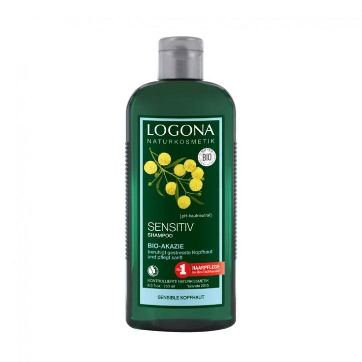 Sensitiv Shampoo Akazie Logona 250ml