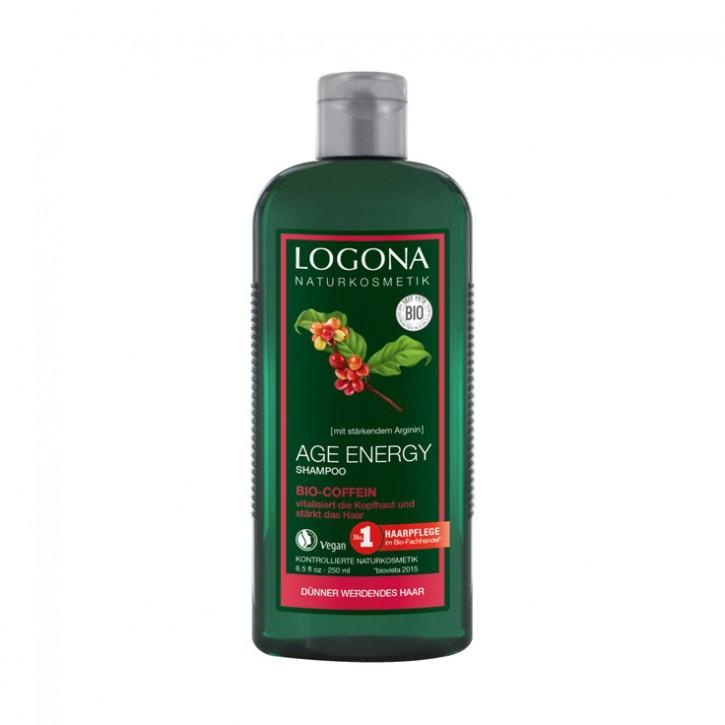 Age Energy Shampoo Bio Coffein Logona 250ml