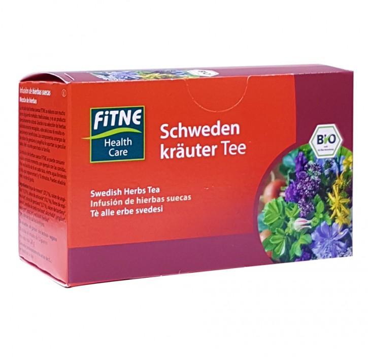 Bio Schwedenkräuter Tee, 20 Beutel