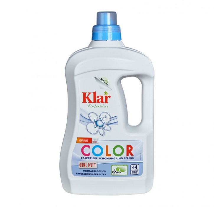 Klar BASISWASCHMITTEL Sensitiv Color 2l
