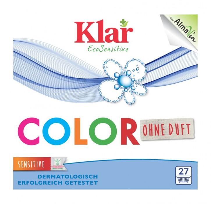 Klar BASISWASCHMITTEL Compact Color 1,375kg