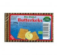 DINKEL KEKSE BUTTER kbA Liebharts 200g