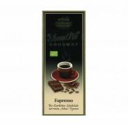 Bio-Espresso-Zartbitter-Schokolade Liebharts 100g