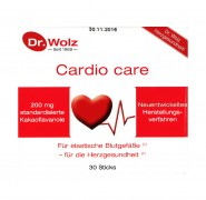 CARDIO CARE Dr. Wolz 30Stk