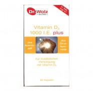 Vitamin D3 1000 Plus I.E. 60Stk