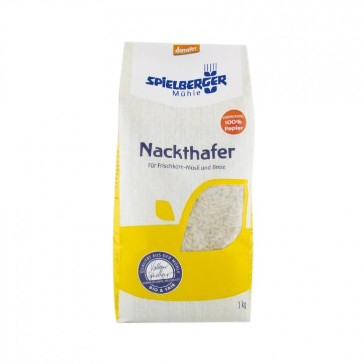 Nackthafer bio 1kg Spielberger