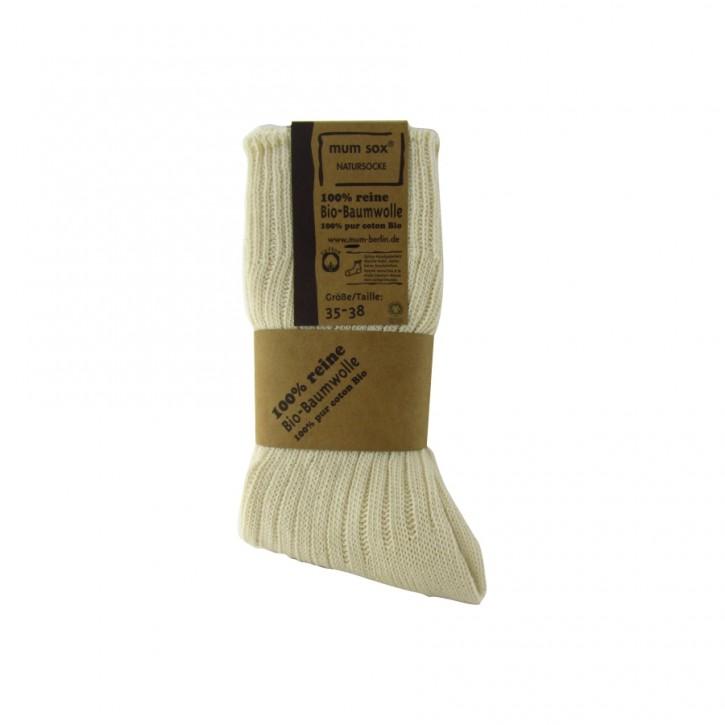 Socken Bio-Baumwolle alle Größen 3 Paar
