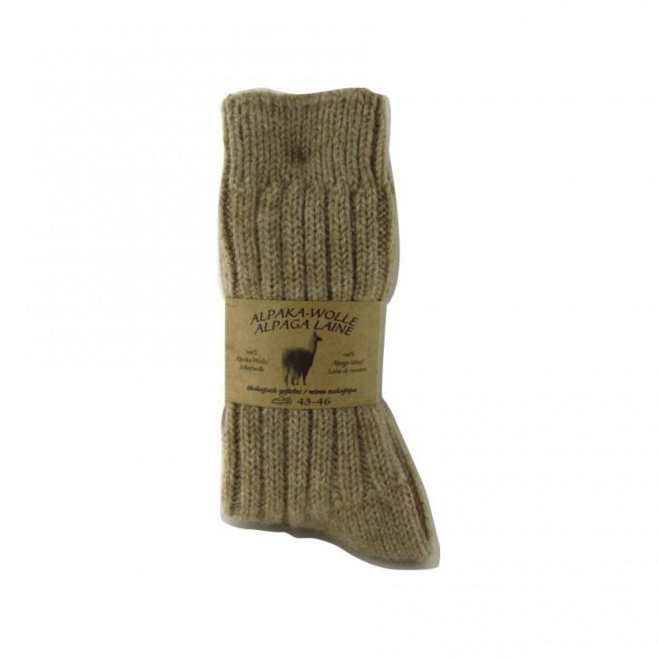 Alpaka Socken alle Größen 2 Paar