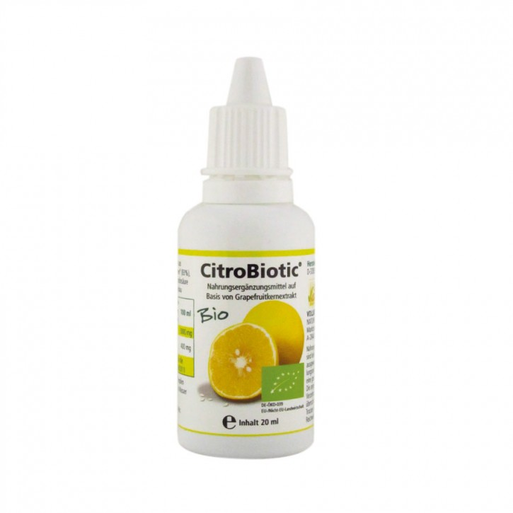Citro Biotic bio 20ml Vollkraft