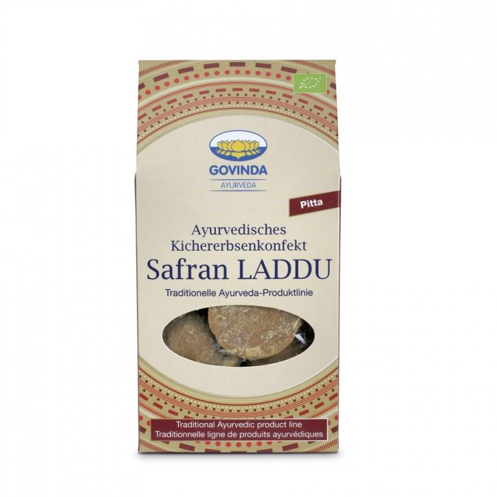 Laddu Safran bio 120g für Pitta Govinda
