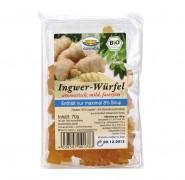 G.Ingwer Würfel kbA 70g