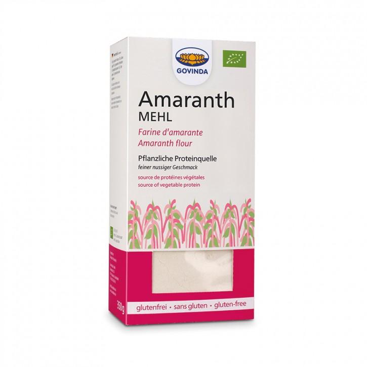 Amaranth-Vollkornmehl bio 350g Govinda