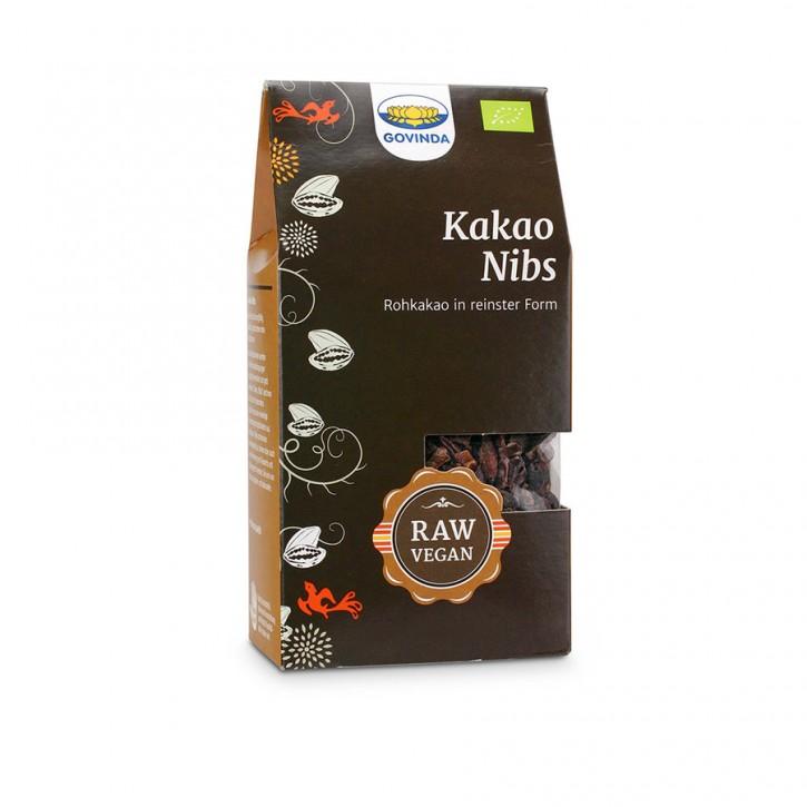 Kakao-Nibs-Rohkost bio 100g