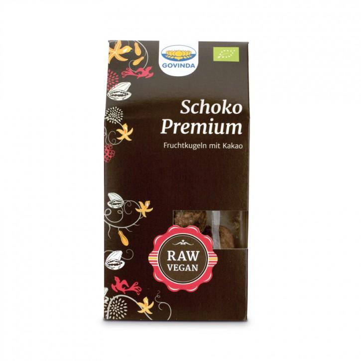Schoko Premium Kugeln bio 120g Govinda