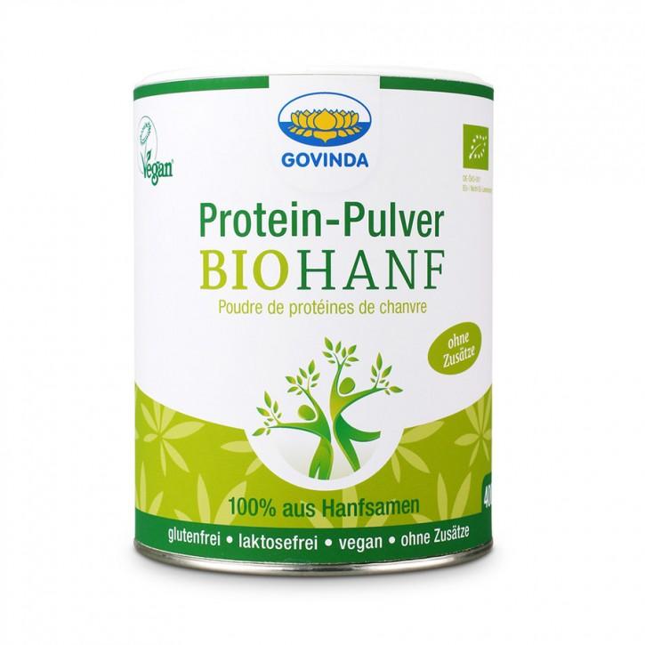 Bio Hanf-Proteinpulver 400g Govinda