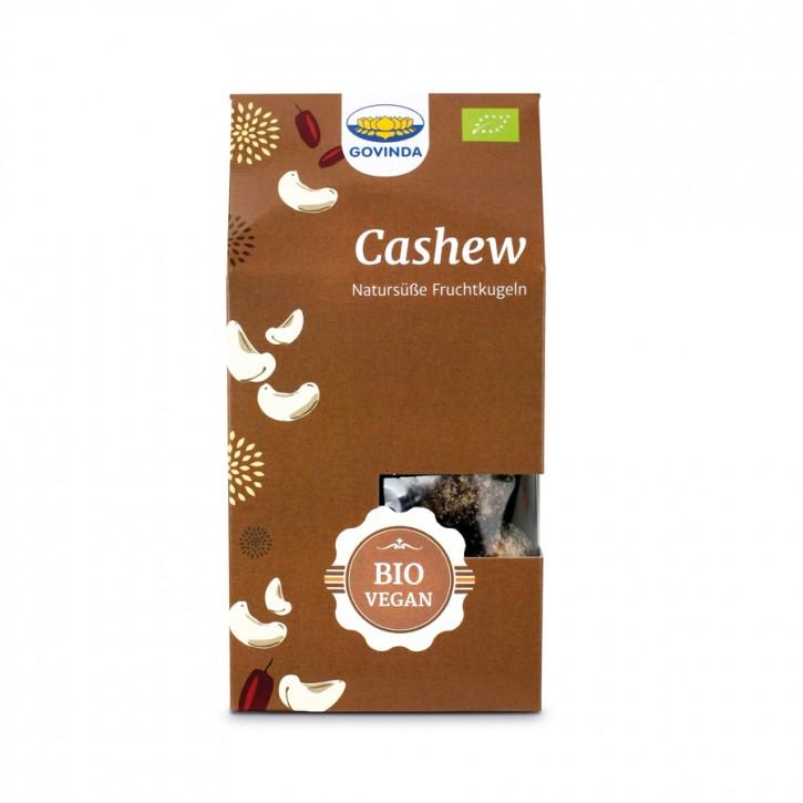 Cashew Kugeln bio 120g Govinda