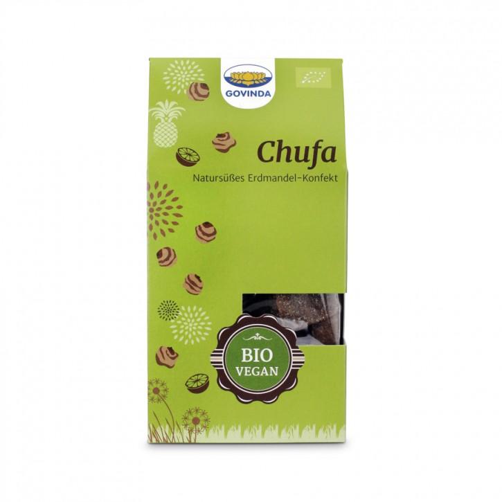 Konfekt Chufa bio 120g Govinda
