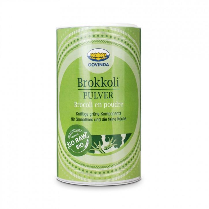 Brokkoli Pulver bio 200g Govinda