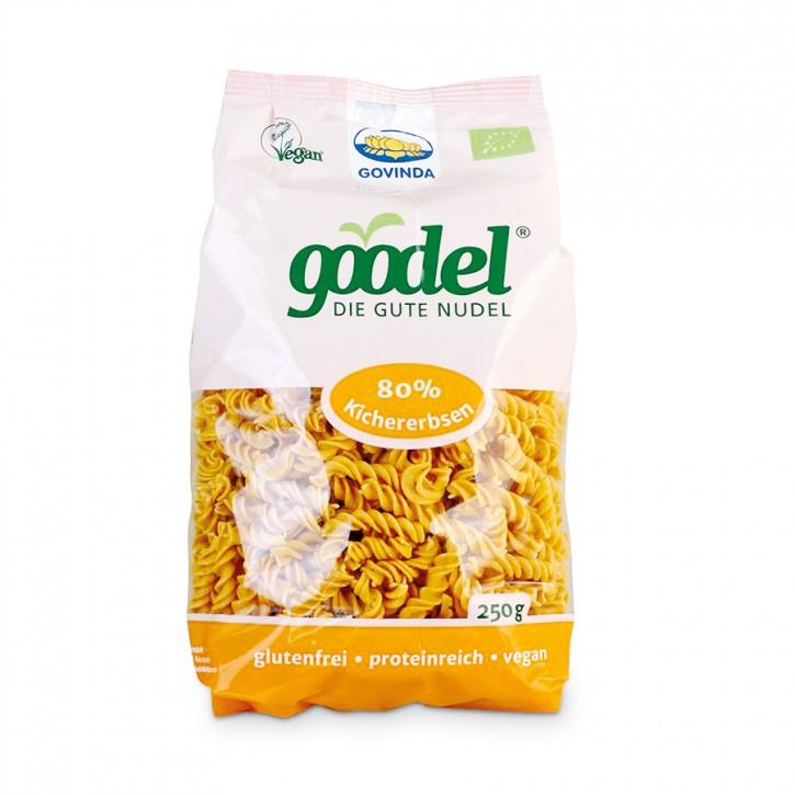 "Goodel Proteinnudeln ""Kichererbse"" bio 250g Govinda"